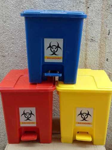Bio Medical Waste Bin 10 Liters