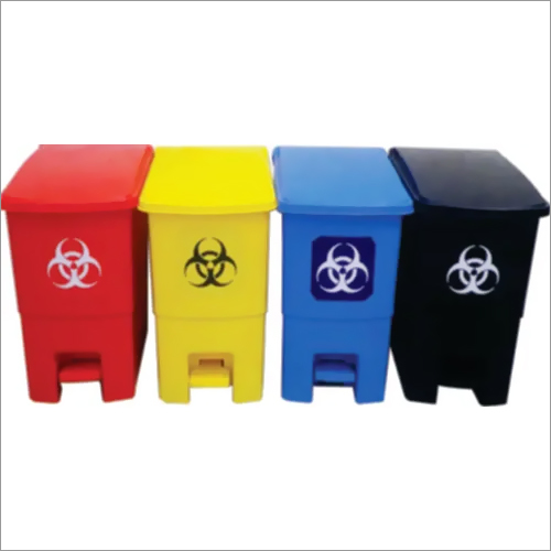 Bio Medical Waste Bin 32 Liters