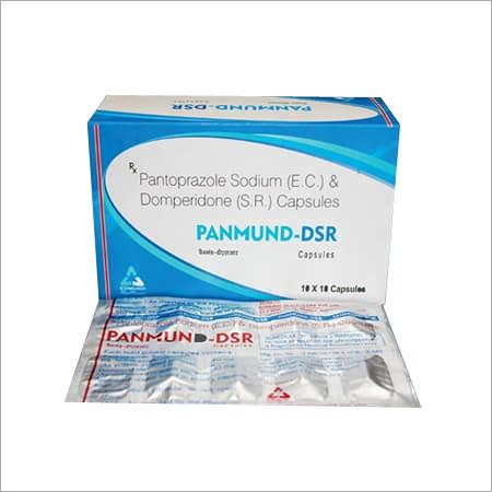 Pantoprazole sodium & Domperidone Capsules