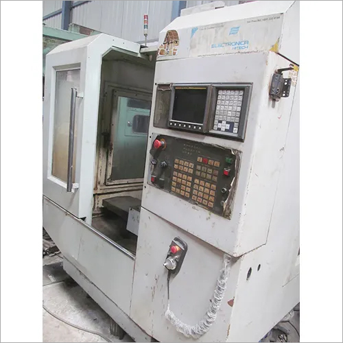 CNC Turning Vmc Machine
