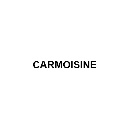 Carmoisine