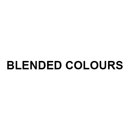 Blended Food Colors