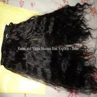 Hair Extension Human Clip