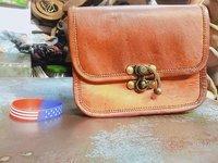 Handmade Leather Bag, Leather Messenger Bag, Men's Leather Bag, Leather Cross Body Bag