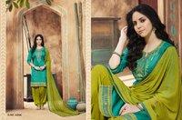 Punjabi Pure Cotton Patiala Suits