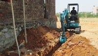 Mini Excavator For Hiring & Rent