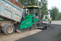 Paver Machine For Hiring & Rent
