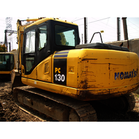 PC 130 Excavator for Hiring & Rent