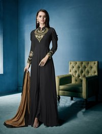 ANARKALI GEORGETTE SUITS