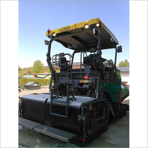 Vogele Paver For Hiring & Rent