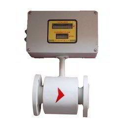 Full Bore Type Electromagnetic Flow Meter