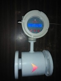 Digital Flow Meter With Totalizer