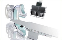 Crossover Angiography System BRANSIST alexa F12/C12 MiX package