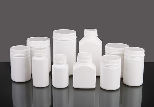 HDPE Ayurvedic Bottles