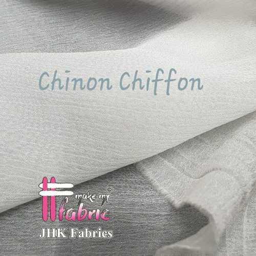 Crep chiffon Fabrics