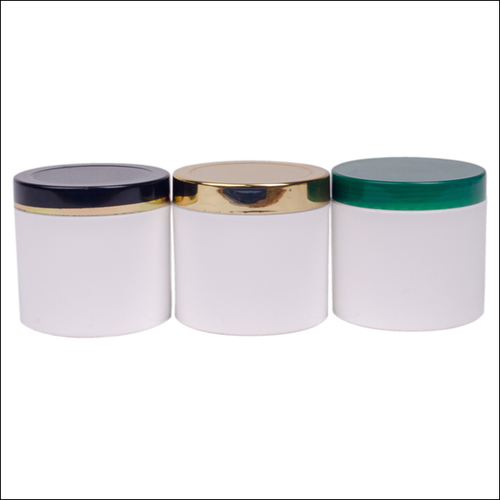 PP Round Cream Jar