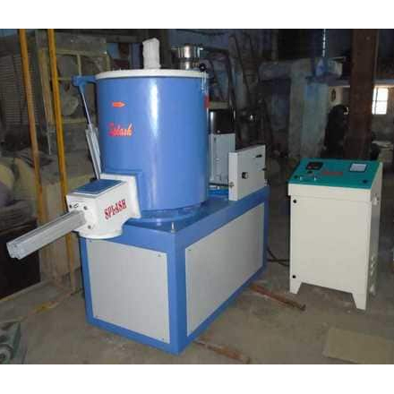 PVC Compounding Mixer