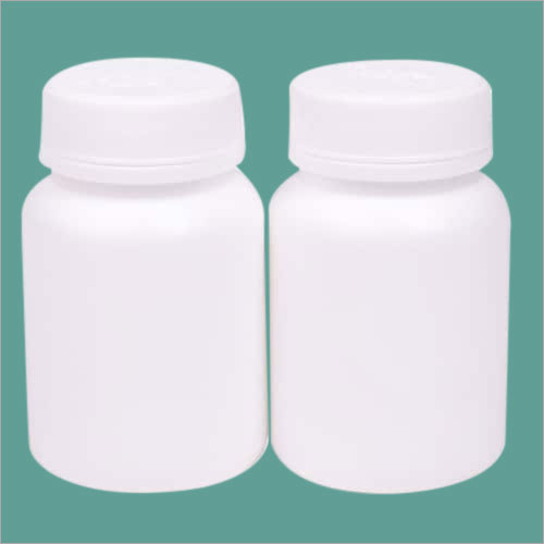 HDPE Tablet Container