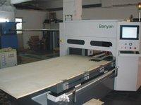 S 1 Laser Die Board Cutting Machine
