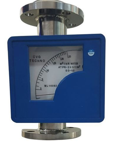 Metal Tube Magnetic Rotameter