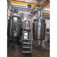 Pharma Ointment Preparation Plant