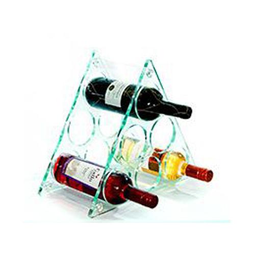 Acrylic Bottle Stand