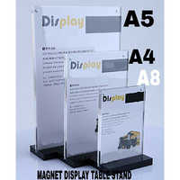Magnet Display Table Stand
