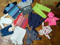 Children Summer Clothes