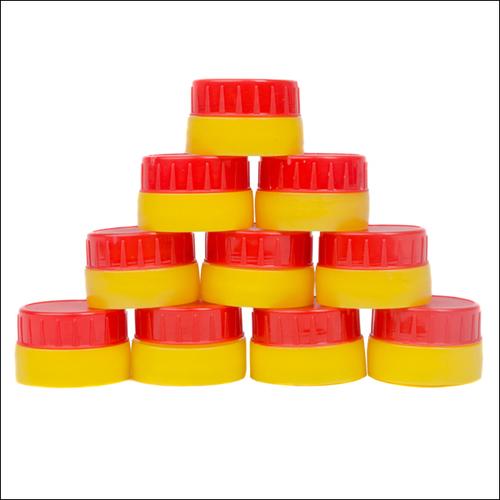 Double Color Bottle CTC Caps.