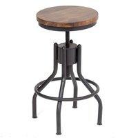 Drafting Stool Adjustable