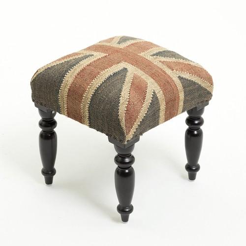 union jack stool