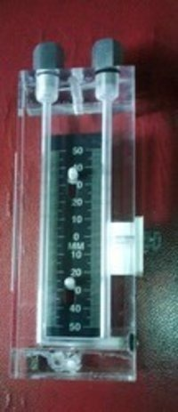 Acrylic Body Manometers