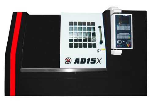 Flexible lathe slant bed cnc machine with cheap price