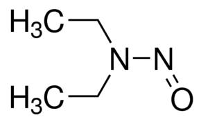 N-Nitrosodiethyl amine