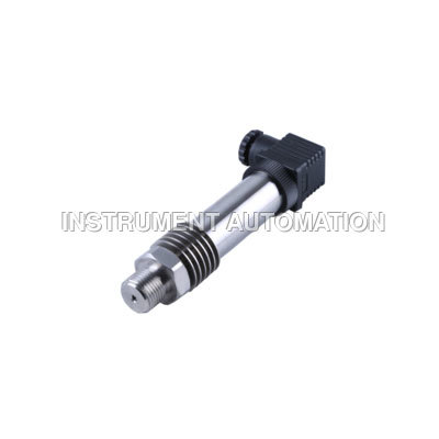 High Temperature Pressure Transmitter With Integral Fins