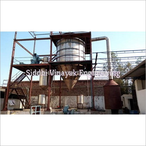 Effluent Spray Dryer Plant