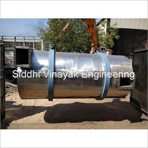 Indirect Fired Hot Air Generator