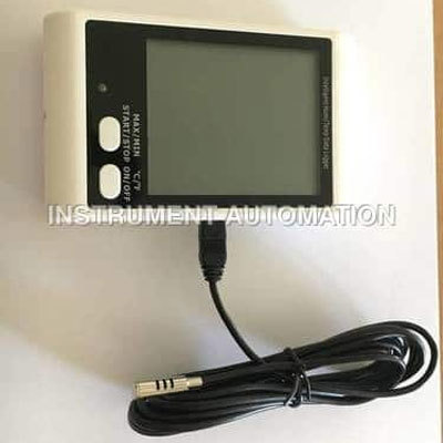 USB Digital Tempearture & Humidity Datalogger External Sensor