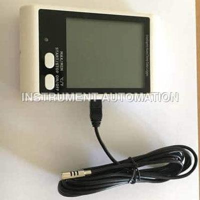 USB Digital Tempearture & Humidity Datalogger External Sensor