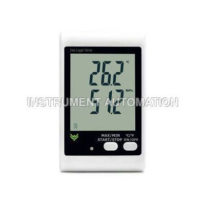 USB Digital Temperature & Humidity Data Logger