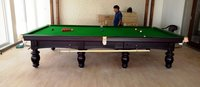 Tanishq British Snooker Table