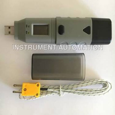 USB Thermocouple Data Logger