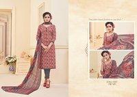 Jaipur Printed Dress Material