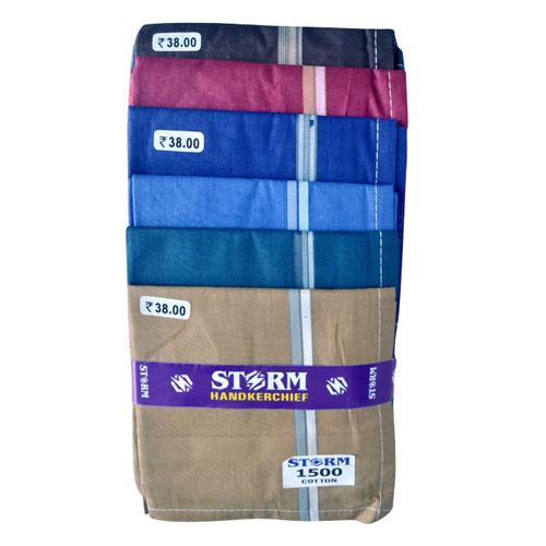100% Cotton Colorful Handkerchief