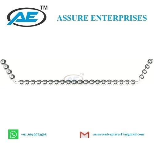 Assure Enterprises Reconstruction Plate Double Angled