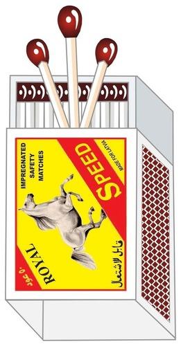 Royal Speed Matche Sticks