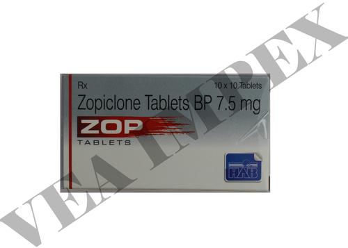 Zop(Zopiclone Tablets)