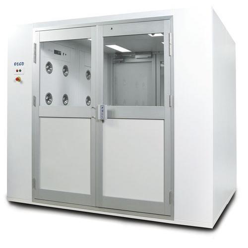 Modular Cleanroom Air Showers