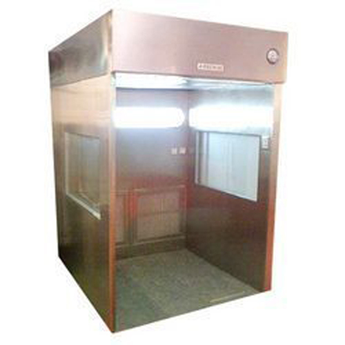 Industrial Powder Dispensing Booth