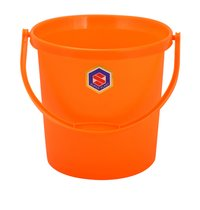 Plastic Handle Bucket 14 Ltr.